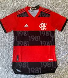 CAMISA DO FLAMENGO 2021 - AUTHENTIC