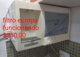 Título do anúncio: Purificador de água Europa 220v