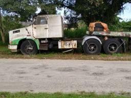 Volvo pra retirada de peças