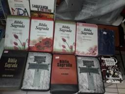 SUPER LIQUIDAÇÃO BÍBLIAS, LIVROS, CD's