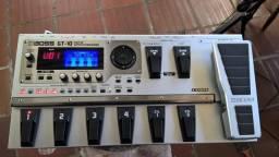 Pedaleira Boss GT10 aceito bass5C e pedaleira,Boss,Line6 e Zoom(51)991098040