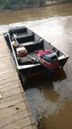 Barco e motor - 1995