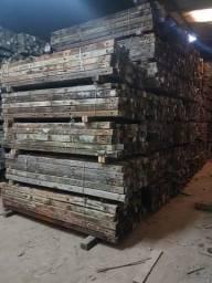 Cruzetas de madeira
