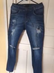 Calça Jeans Masc t:38