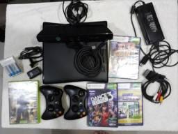 Xbox360 Slim Completão 250gb + 39 Jogos + Kinect ::Promoção::