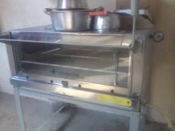 "Forno Indústrial Venâncio ""Muito usado para pizzas"""