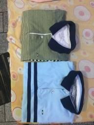 Camisas Ravanelli GG