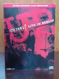 Dvds/CDS das bandas U2, Titãs e Noel Gallagher
