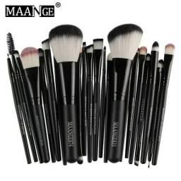 Kit de Pincel Para Maquiagem com 22 Peças, Produto Profissional de ótima qualidade