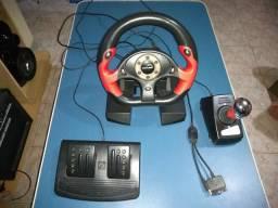 Volante GT shift ( PS2, PS3 e PC)