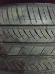 Par de pneus R18, aro 18 semi novo. medida 245/50r18