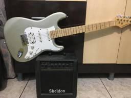 Guitarra + Amplificador
