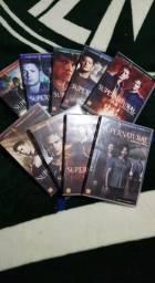 Box DVDs Supernatural (1ª a 9ª temporada)