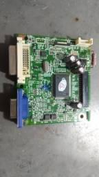 Placa monitor Dell 715g3329-1-2-hf ver:B