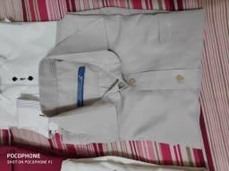 USADA - Camisa Social John Vincent Bege