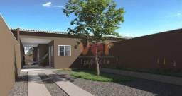 Casa com 2 dormitórios à venda, 83 m² por R$ 140.000 - Lt Jd Bandeirantes - Pacatuba/CE