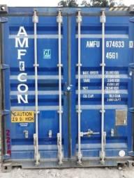 Pronta Entrega - Container Bruto padrão Classe A