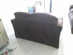 Vendo ou troco sofa de dois lugares por tapete