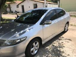 Honda city 1.5 flex - 2012