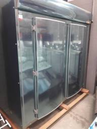 Título do anúncio: Mini Câmara 800kg 2 portas Inox - Klima