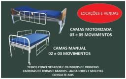 Camas hospitalar - vendas e locações