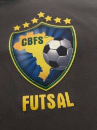 4ea0b2ec69 Camisa Futsal (Confederação Brasileira de Futsal)