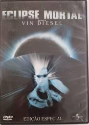 DVD Vin Diesel (Eclipse Mortal e A Batalha de Ridd) em Carapebus/Macaé