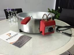 Fritadeira Elétrica 7 litros Nova com garantia Progás