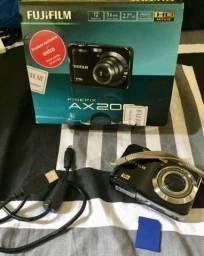 Câmera digital Fujifilm AX200 Finepix