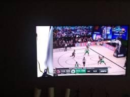 Smart Tv Samsung 55 Un55ju6700 - Problema Na Tela