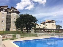 Apartamento em condomínio fechado - Monte Castelo.