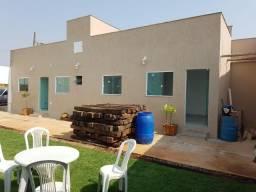 Casa à venda, 2 quartos, 2 vagas, Bouganvile II - Sete Lagoas/MG