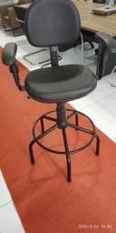 Cadeira alta bancada