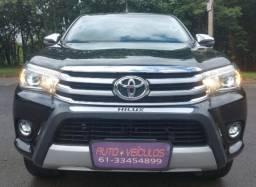 Hilux SRX cd 4X4 Diesel Aut Completa 2018/2018