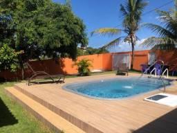 Casa com piscina em Imbassaí