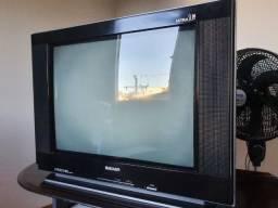 TV Tela Plana Ultra Slim 21 Polegadas Semp Toshiba c/ Nota Fiscal