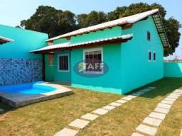 K- Casas lindas com 2 quartos, sendo 1 suíte, no Gravatá em Unamar