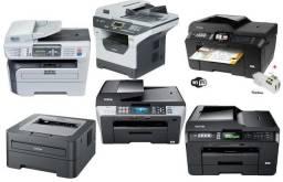 Configuração e instalação de Impressoras HP