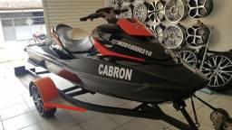 Vendo Jet Ski Rxt 260RS com 140 h de uso