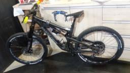 Vendo Bike Santa Cruz Bronson 2016 C Tamanho M
