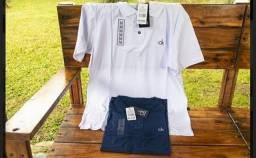 Camisas primeira linha novas