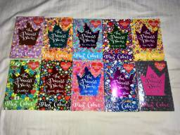 10 livros the princess diaries EM INGLÊS preço por tudo