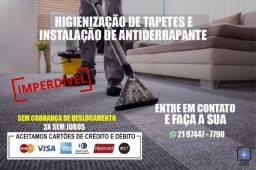 Higienização de sofas,carpetes,colchões.Desinfecção - Sanitização covid 19