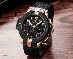 Relógio Funcional MegirStyle Original