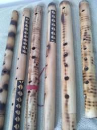 Flauta Bansuri yoga e meditação musicoterapia