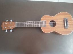 Ukulele soprano cor satin natural