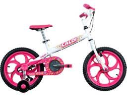 Vendo bicicleta caloi infantil.