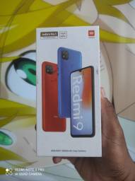 Surreal da Xiaomi.. Redmi 9 .. Novo lacrado com garantia e entrega