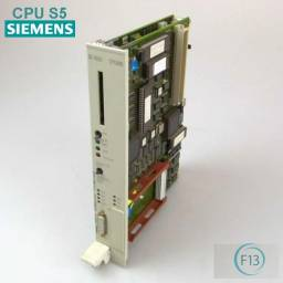 Cpu S5 Siemens 6es5948-3ua21 ( Leia A Descrição Inteira )