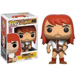 Funko Pop 400 - Son Of Zorn - Zorn With Hot Sauce